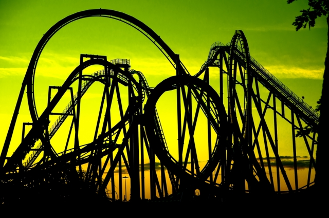 Entrepreneurship is a Roller Coaster, Not a Cruise